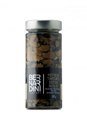 Sliced truffle in oil (Summer truffle) 280g