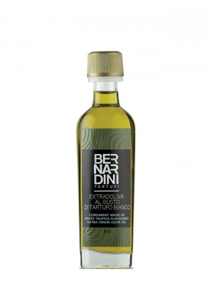 Extra virgin olive oil with white truffle - bottle 50ml