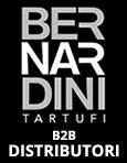 Bernardini Tartufi, Online shop, B2B per distribuzione, distributori, grossisti